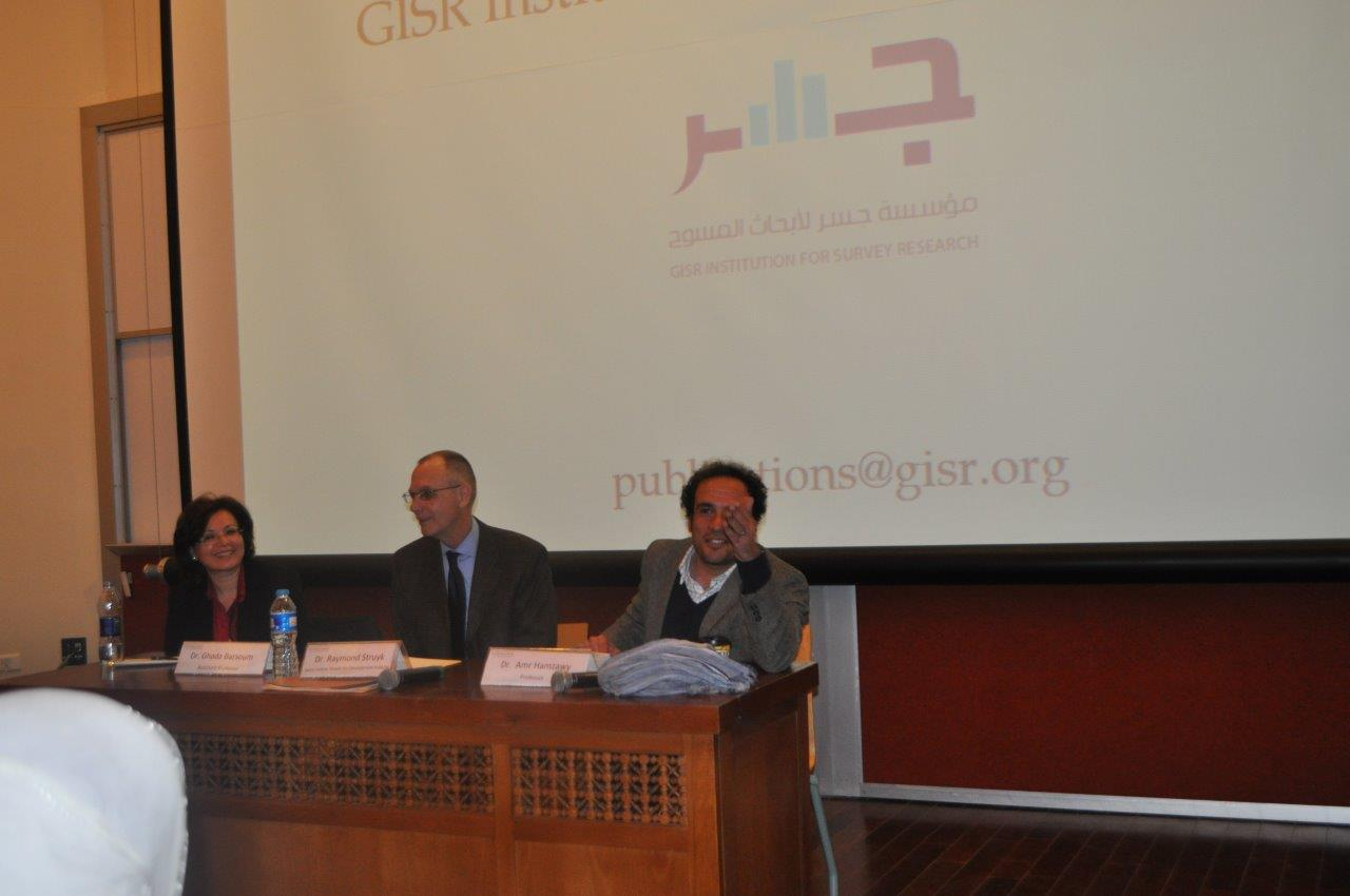 Seminar discussing the book: Managing think tanks: practical guidance for maturing organizations